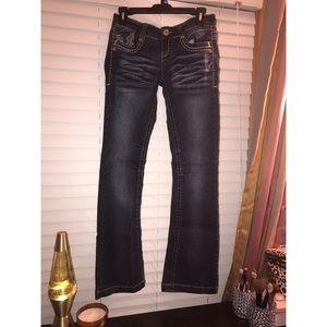 vintage wallflower jeans